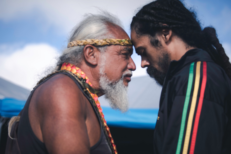 Damian Marley Stands In Solidarity With Hawaiian Elders To Protest $1.4B Telescope Project