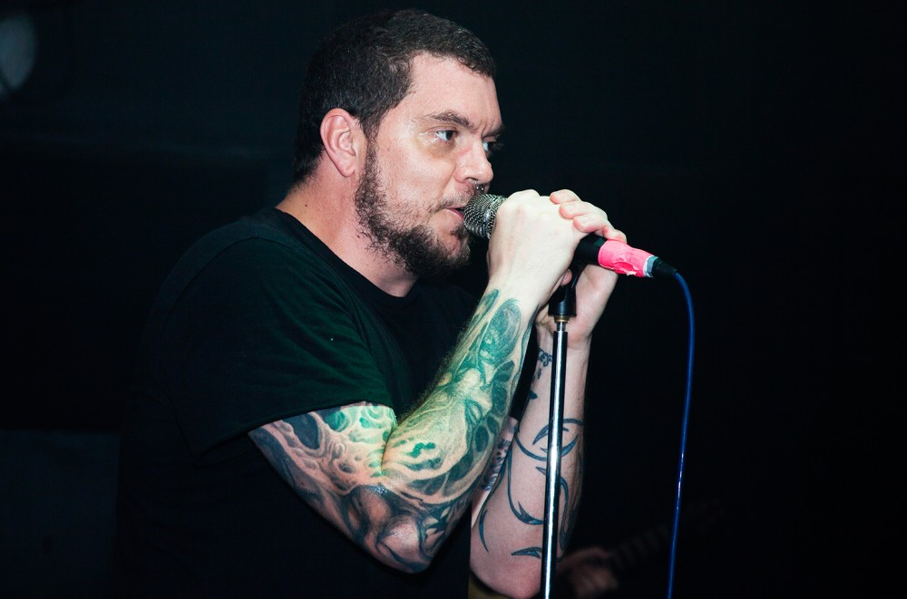 Former Chimaira Singer Mark Hunter Recovering After Second Thyroid Cancer Surgery