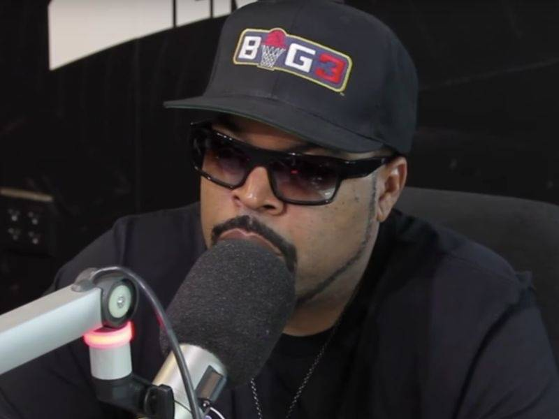Ice Cube Rattles Off His Top 5 Favorite MCs