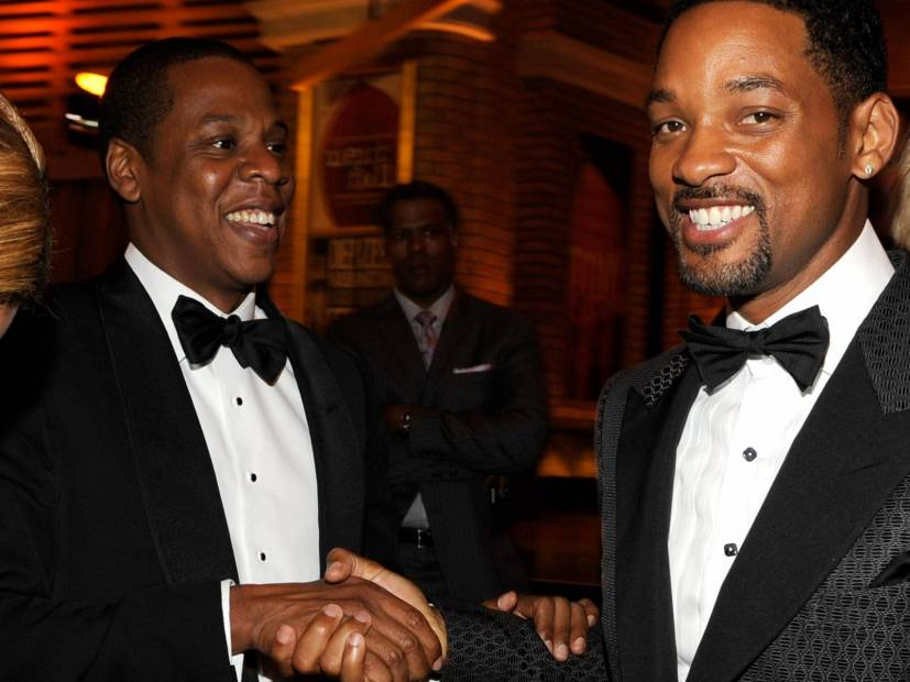 JAY-Z & Will Smith Team Up For TV Series About Civil Rights Movement