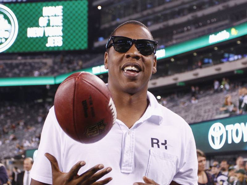 JAY-Z's Roc Nation Partners With NFL For Music & Social Justice Campaign