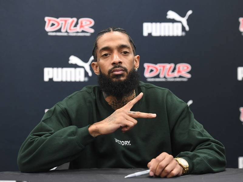 Nipsey Hussle's Signature Puma Sneakers To Be Released September 2019