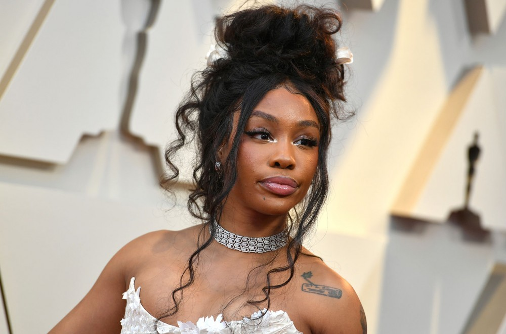 SZA Confirms New Album Is Coming 'Soon As F-ck'