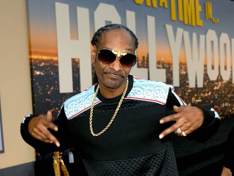 "Snoop Dogg Unveils ""I Wanna Thank Me"" Tracklist"