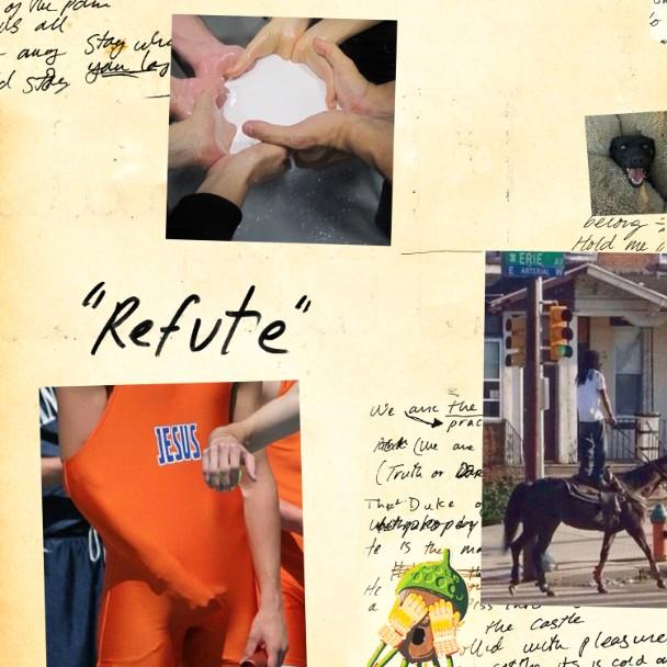 "Stephen Malkmus & The Jicks – ""Refute"" (Feat. Kim Gordon)"