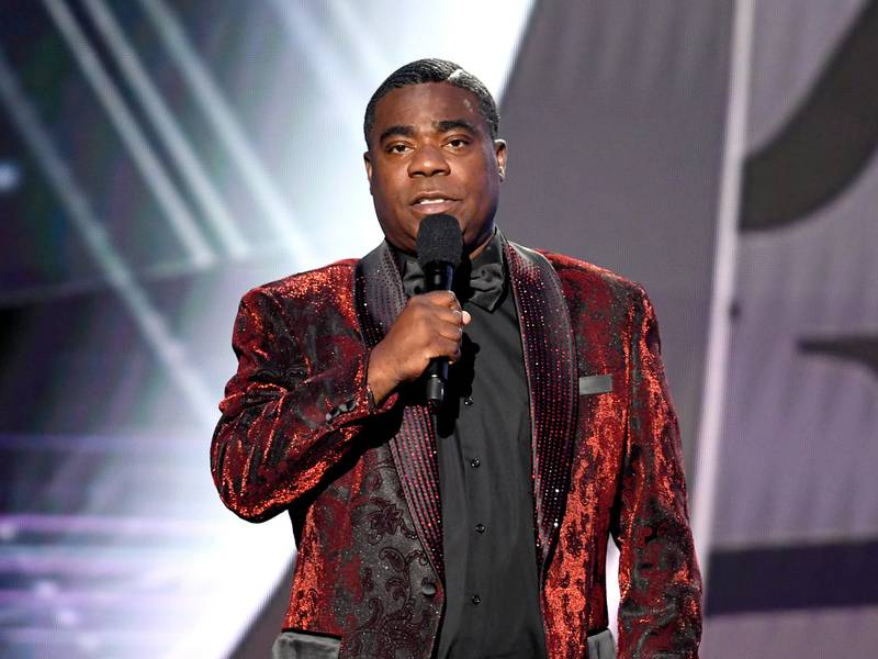 """Tracy Morgan, Wesley Snipes & Leslie Jones Cast In """"Coming To America 2"""""""