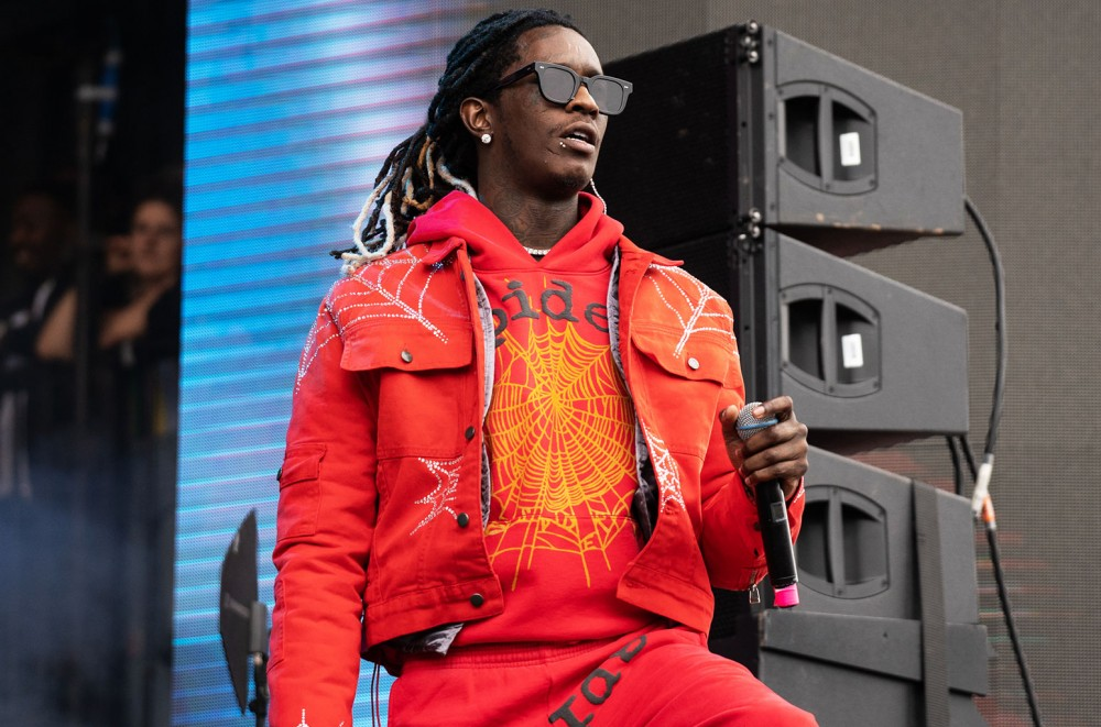 Young Thug Travels Through a Fantasy Hotel in 'The London' Video Featuring J. Cole & Travis Scott: Watch
