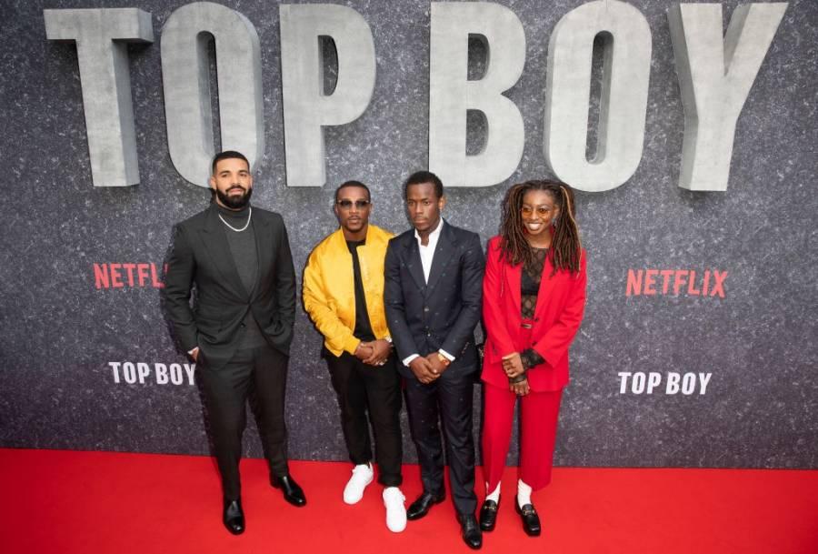 "Drake's OVO Sound Announces ""Top Boy"" Netflix Series Soundtrack"