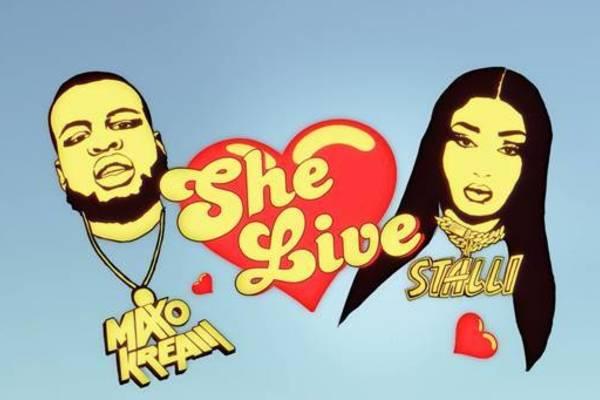 "Maxo Kream & Megan Thee Stallion Channel ""Flavor Of Love"" In ""She Live"" Video"
