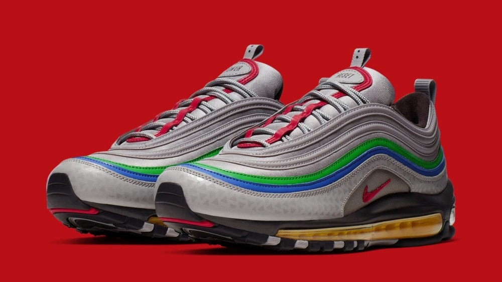 "Nike Air Max 97 ""Nintendo 64"" Release Date Revealed: Official Images"