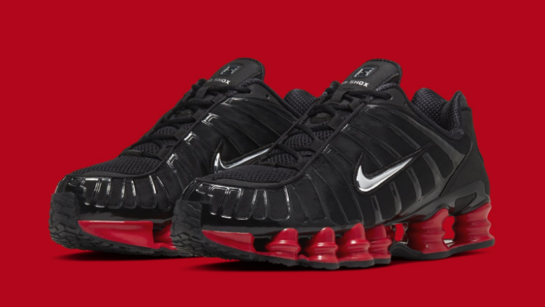 Skepta x Nike Shox TL Collab Release Date Updated: Official Images