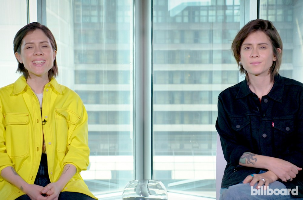 Tegan and Sara Imagine What Their Collaboration With Rihanna Would Sound Like: Watch