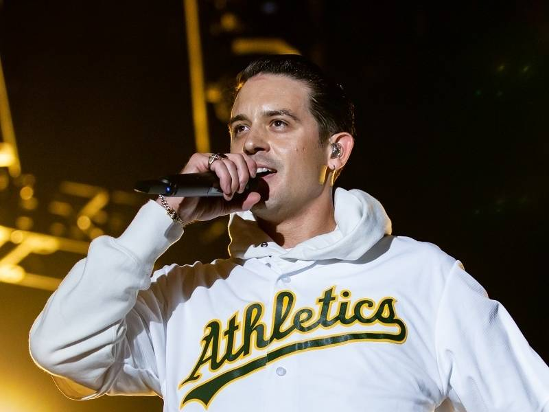 """G-Eazy Shares """"Scary Nights"""" EP"""