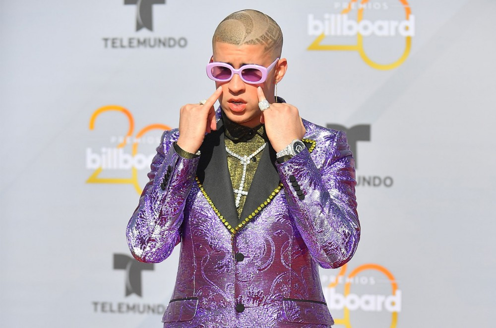 Here's What Happened When Bad Bunny Surprised High School Students in Miami