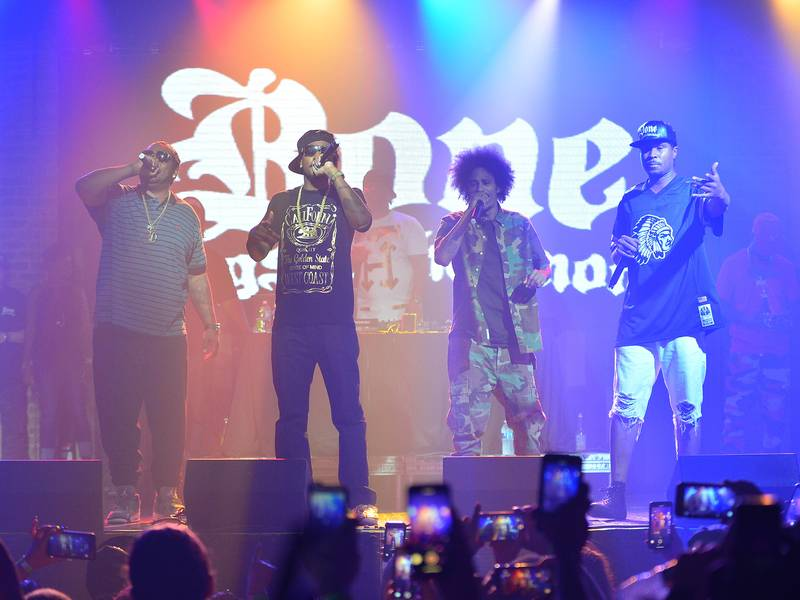 "Hip Hop Week In Review: Bone Thugs-N-Harmony Super Fan Robbed & Nas' Stance On ""Illmatic"""