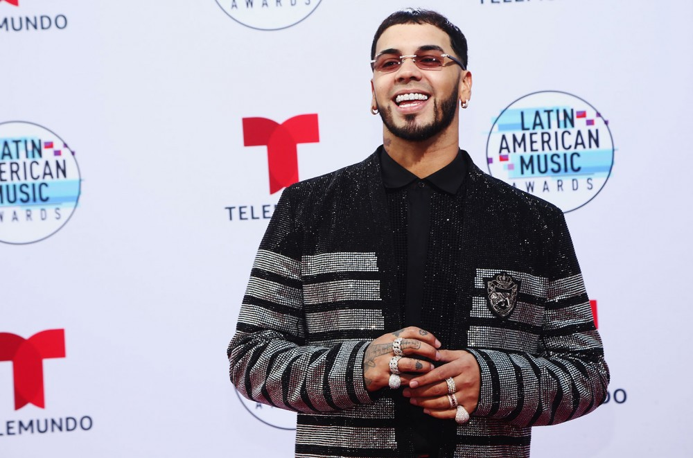 How Anuel AA Plans to Celebrate His Latin AMA Wins With Karol G