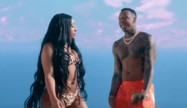 "Moneybagg Yo & Megan Thee Stallion – ""All Dat"" Video"