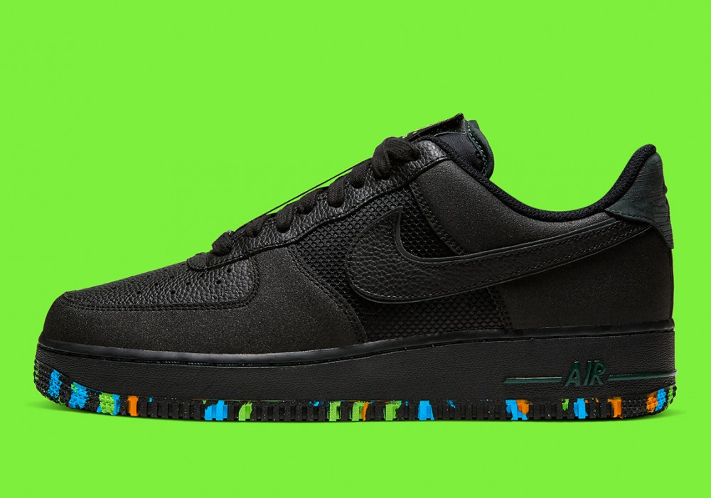 "Nike Air Force 1 Low ""NYC Parks"" Channels The Fall Vibes: Official Photos"