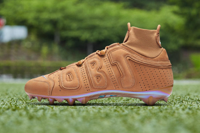 Odell Beckham Jr. Pays Homage To New York With His Latest Cleats: Photos