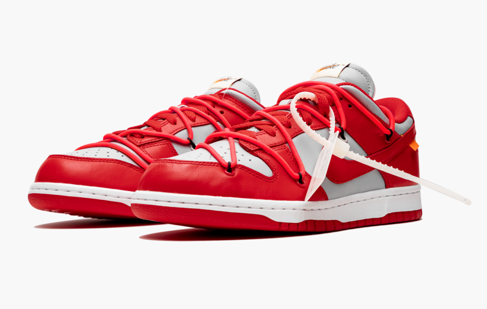 Off-White x Nike Dunk Low Collabs Coming Soon: Official Photos