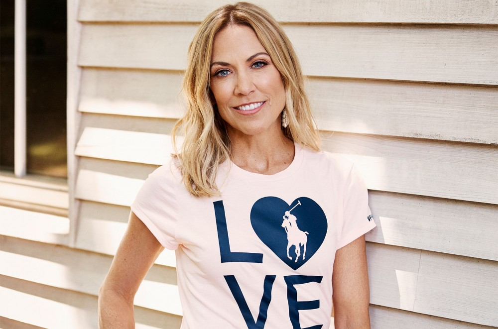 Sheryl Crow Wants to Empower Women With First Ralph Lauren Pink Pony Campaign