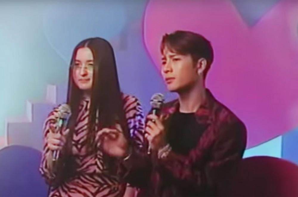 Stephanie Poetri & Jackson Wang Team Up for Sweet 'I Love You 3000 II' Music Video