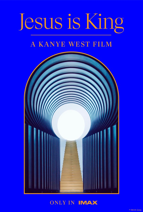 Watch The Trailer For Kanye West's 'Jesus Is King' IMAX Movie
