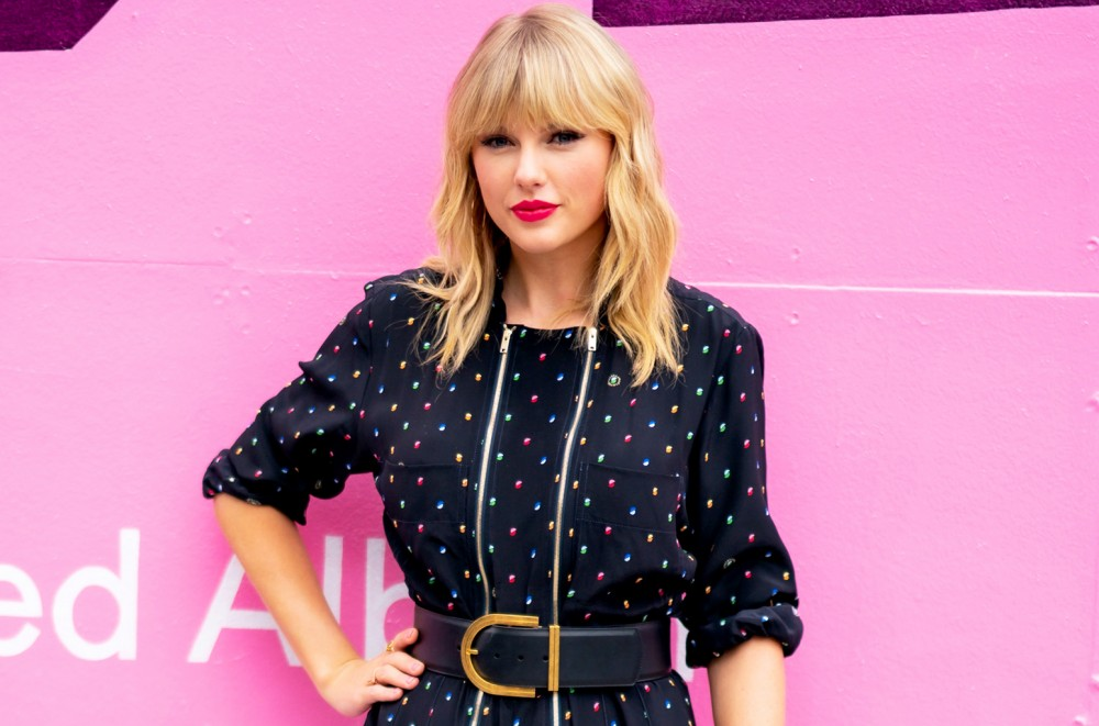 Watch This Dreamy 'Lover' Cover That Has Taylor Swift's Stamp Of Approval