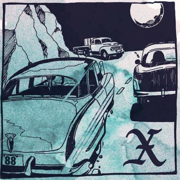 """X Share """"Delta 88 Nightmare,"""" Their First Original-Lineup Recording In 34 Years: Listen"""