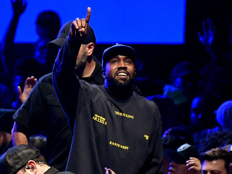 "Kanye West Threatens To Change His Name To ""Christian Genius Billionaire Kanye West"""