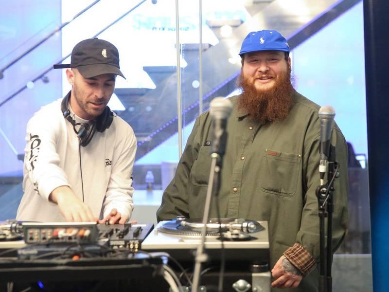 Action Bronson & Alchemist Announce 'Lamb Over Rice' EP