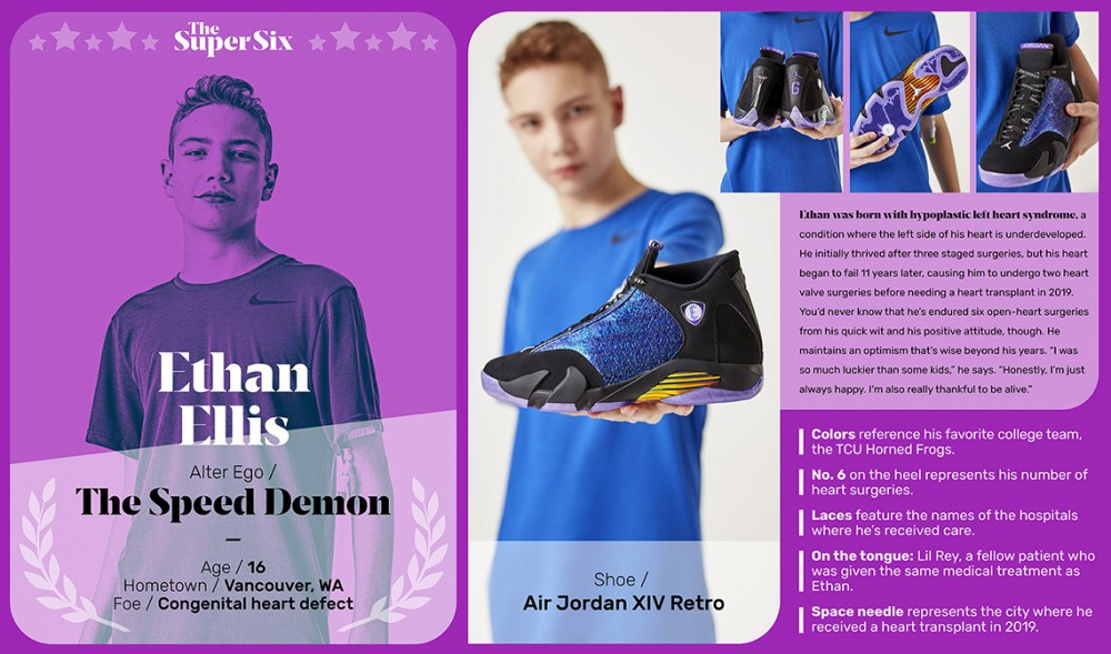 Air Jordan XIV Doernbecher Alternate Colorway Sells For Insane Amount Of Money
