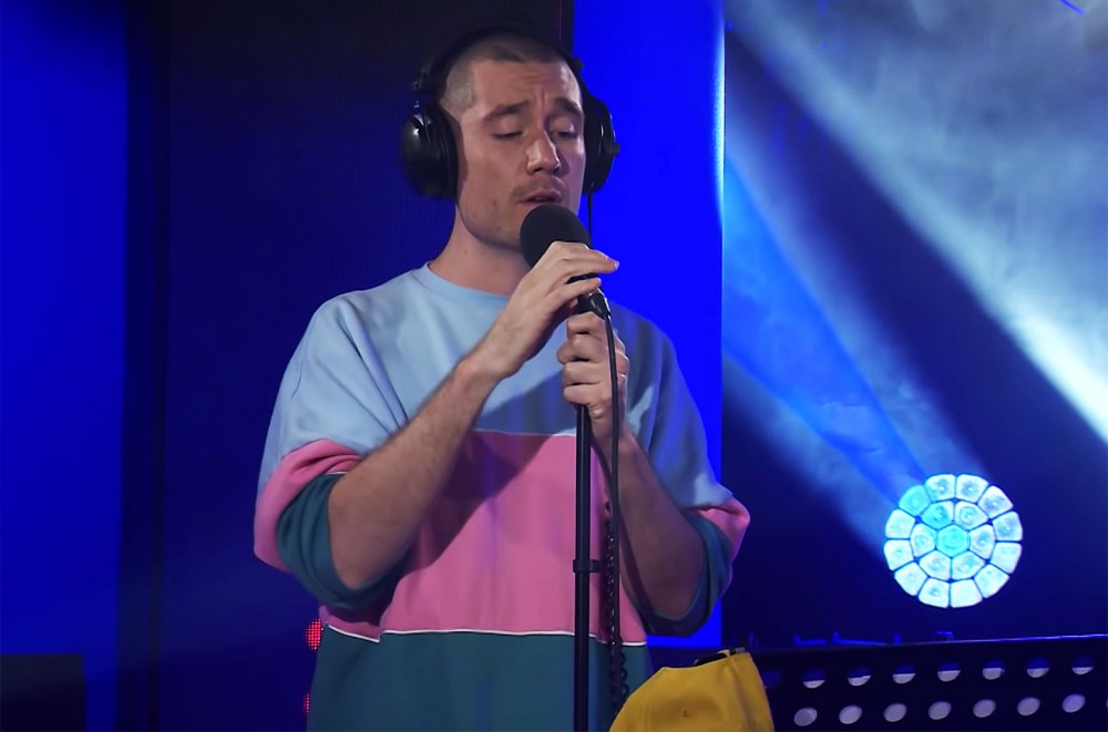 Bastille Perform Moving Cover of 'Can't Fight This Feeling' at BBC Live Lounge: Watch