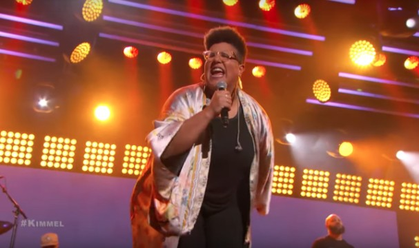 Brittany-Howard-Gives-Tremendously-Entertaining-quotHistory-Repeatsquot-Performance-On-039Kimmel039-Watch