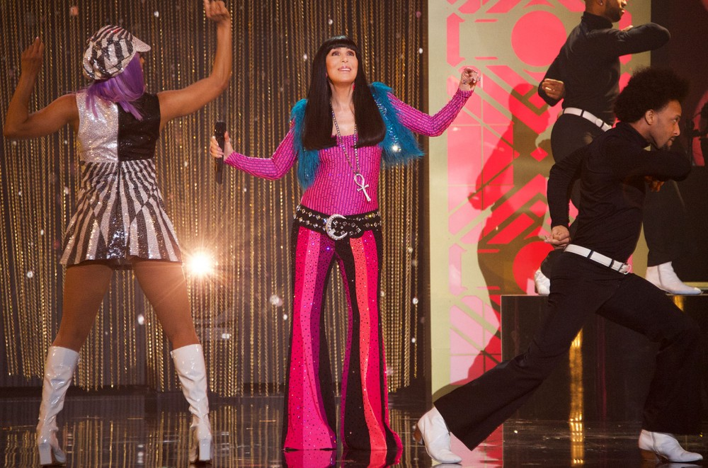 Cher-Pays-Homage-to-Sonny-Bono-With-The-Beat-Goes-On-Performance-on-DWTS-Watch