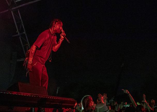 Fans Injured In Stampede At Travis Scott's Astroworld Festival