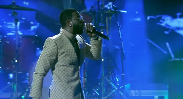 Gucci Mane Performs With The Roots On 'Fallon': Watch