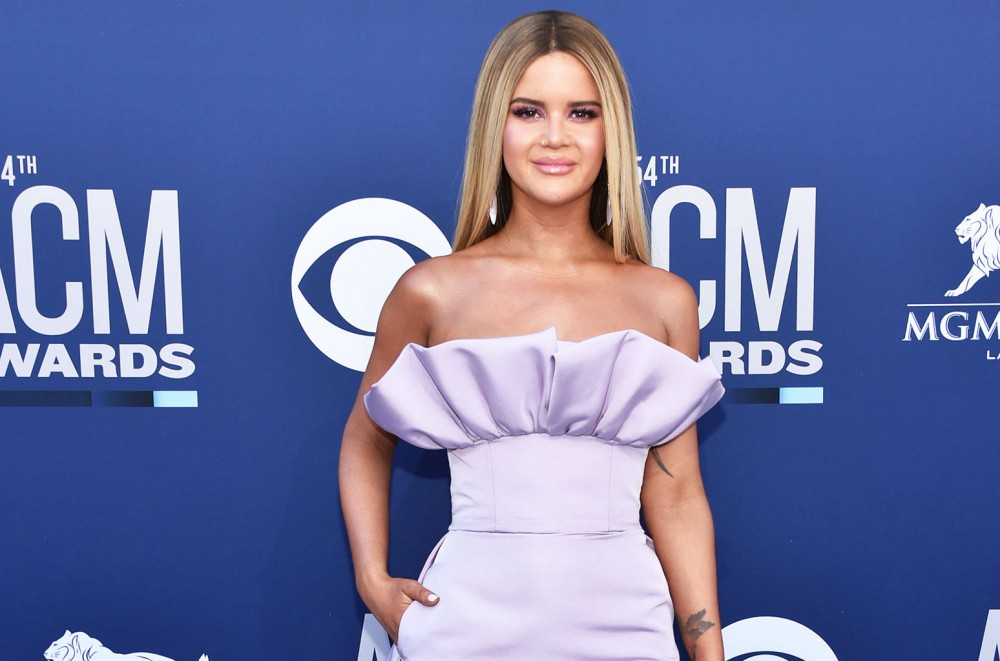 Maren Morris' Baby Waves to Her From the Womb in Sweet Sonogram Video