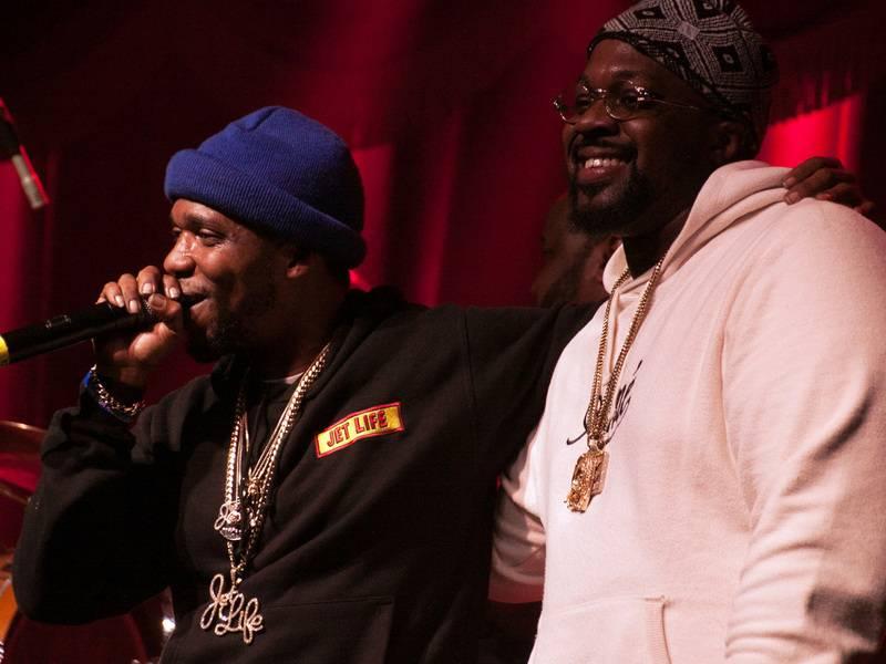 Smoke DZA & Curren$y Announce 'Prestige Worldwide' Project