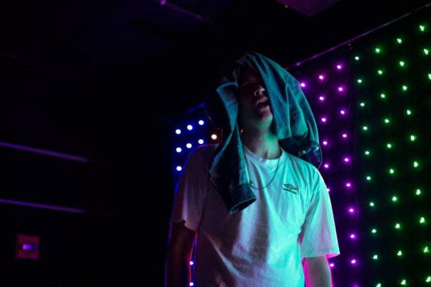 """Watch George Clanton & Kero Kero Bonito Cover Creed's """"With Arms Wide Open"""""""