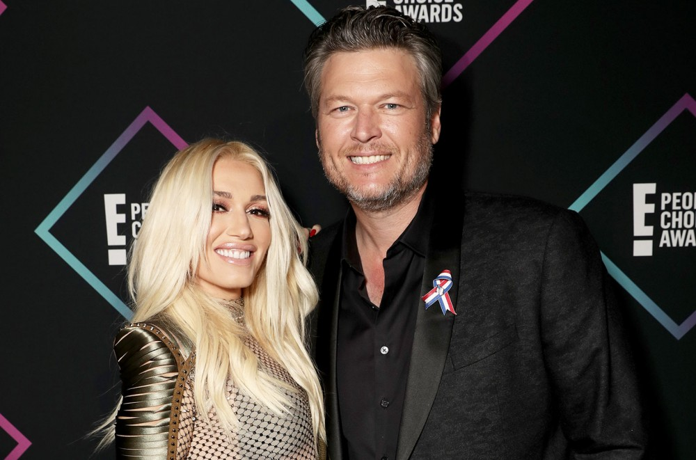 First Country: New Music From Blake Shelton and Gwen Stefani, Blanco Brown With Parmalee & More
