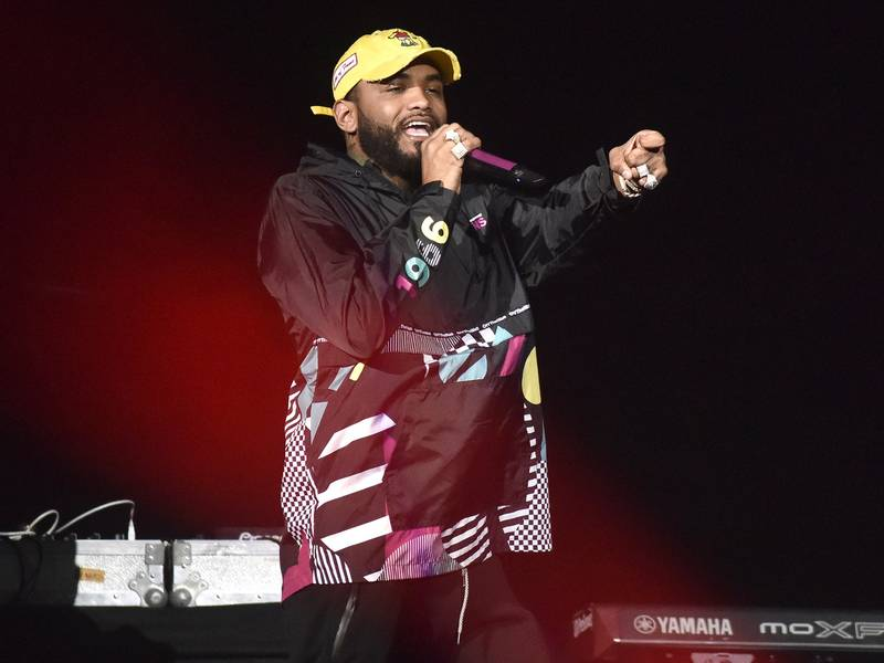 "Joyner Lucas Criticizes ""Rappers Who Glorified Drugs"" Following Juice Wrld's Death"