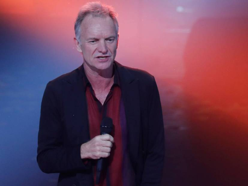 Sting Reacts To Juice Wrld's Death & Denies 'Lucid Dreams' Lawsuit