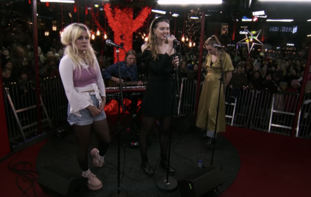 Watch First Aid Kit & Maja Francis Cover Roxette In Honor Of Marie Fredriksson