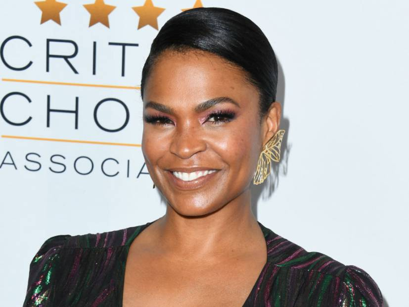 Nia Long Gets Nas' Attention With 'Illmatic' Instagram Photo Shoot