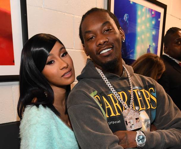 Cardi B Offers Offset A 'Celebration In My Throat' Over Fashion Collaboration