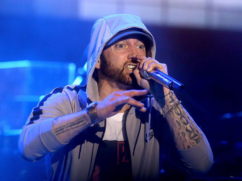 Eminem's 'Music To Be Murdered By' Album Poised For Historic Billboard 200 Debut