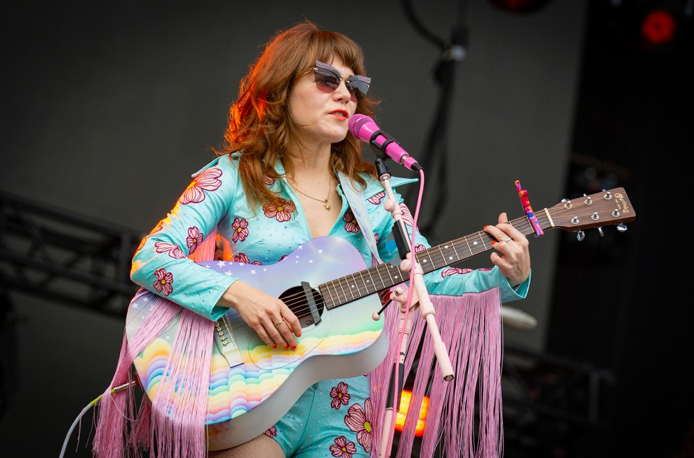 Jenny Lewis Wrote a Poem About the Oscar Snubs: 'Where Are Adam Sandler & Greta Gerwig?'
