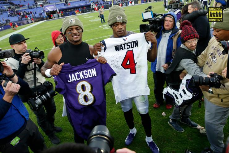 Lamar-Jackson-amp-Deshaun-Watson-Highlight-The-Year-Of-The-Black-QB