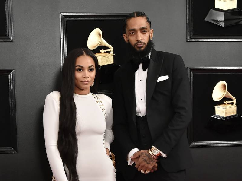 Lauren London Preview Upcoming Nipsey Hussle & Puma Collaboration